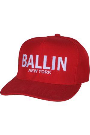 Ballin New York Ballin snapback- cap unisex wit