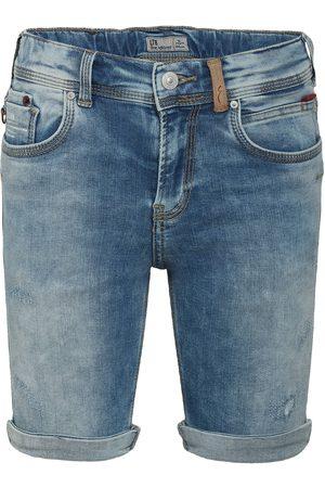 LTB Corvin 53199 storm blue wash jeans korte broek