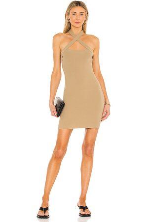 NBD Yvette Halter Dress in