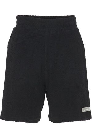 032c Heren Shorts - Topos Shaved Cotton Terry Shorts