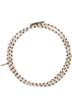 M. COHEN Heren Armbanden - Sterling The Agora pearl bracelet
