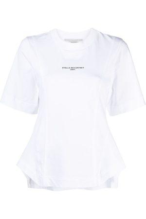 Stella McCartney Logo-print short-sleeve T-shirt