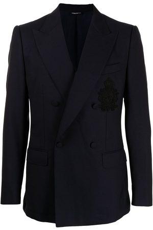 Dolce & Gabbana Peak-lapel double-breasted blazer