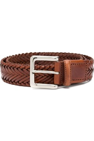 Scarosso Heren Riemen - Braided casual belt