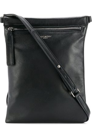 Saint Laurent Heren Portemonnees - Flat crossbody bag