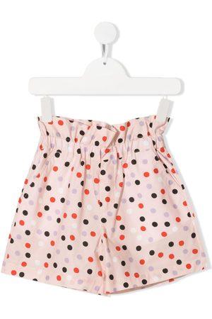 PHILOSOPHY DI LORENZO SERAFINI Polka-dot print shorts