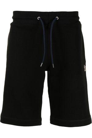 Paul Smith Heren Bermuda's - Logo-patch shorts