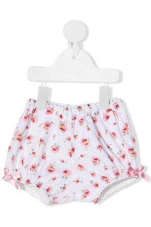 PATACHOU Shorts - Floral-print cotton bloomers