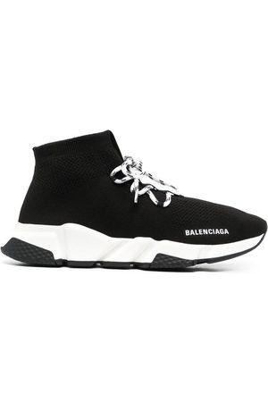 Balenciaga Heren Sokken - Speed sock lace-up sneakers