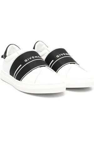 Givenchy Logo slip-on sneakers