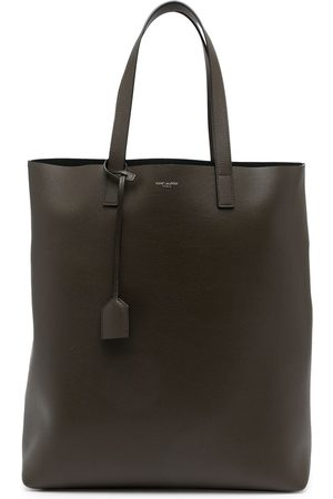 Saint Laurent Bold shopping tote