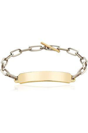 Lizzie Mandler OG ID chain bracelet