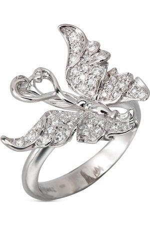 Carrera Dames Ringen - 18kt white gold diamond Alegoria ring