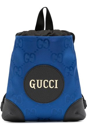 Gucci Heren Strings - Off The Grid GG drawstring backpack