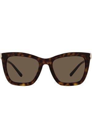 Bvlgari Tortoiseshell cat-eye sunglasses