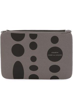 Comme des Garçons Tablet hoesjes - Comme des Garçons x Côte&Ciel polka dot iPad case