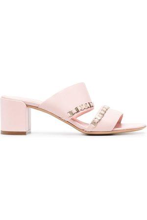 Salvatore Ferragamo Vara chain sandals
