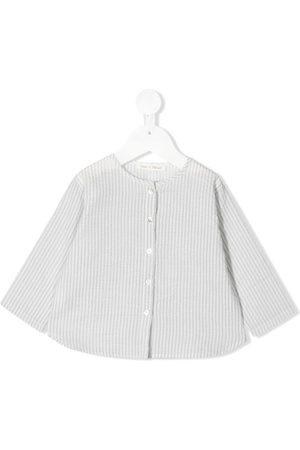 Zhoe & Tobiah T-shirts - Stripe-print shirt