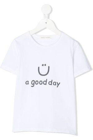 Zhoe & Tobiah T-shirts - A Good Day T-shirt