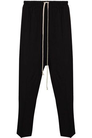Rick Owens Heren Broeken - Astaires cropped trousers