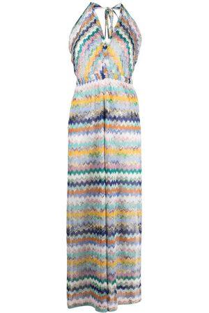 Missoni Signature zigzag-weave dress