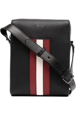Bally Heren Schoudertassen - Edoh signature three stripe shoulder bag