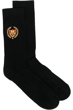 BEL-AIR ATHLETICS Side logo-detail socks