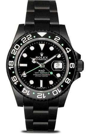 MAD Paris Customised pre-owned Rolex GMT Master II 40mm
