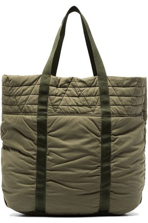 VISVIM Heren Shoppers - Nap quilted tote bag
