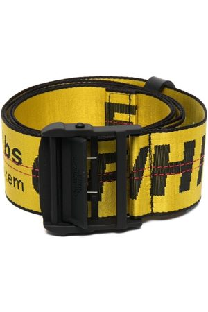 OFF-WHITE Industrial logo belt