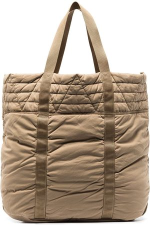 VISVIM Nap quilted tote bag