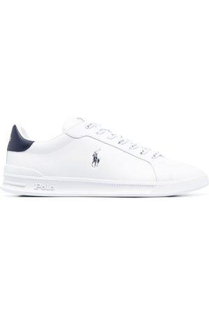 Polo Ralph Lauren Low-top logo-print sneakers
