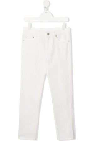 Moncler Logo detail slim jeans