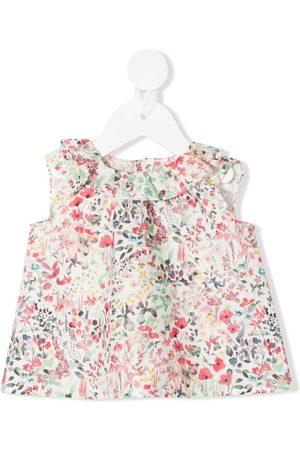 BONPOINT Baby Blouses - Floral-print blouse