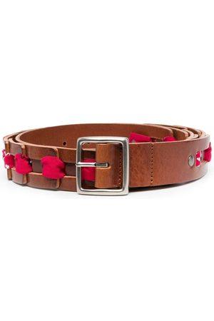 HTC Riemen - Woven buckle belt