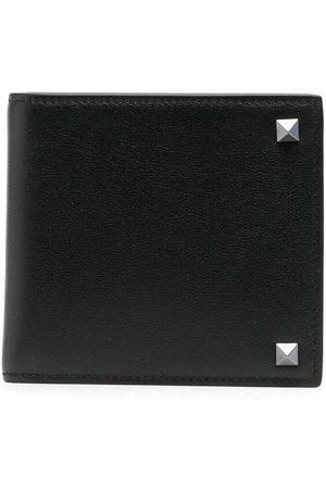 VALENTINO GARAVANI Heren Portemonnees - Rockstud leather wallet