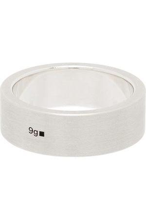 Le Gramme Heren Ringen - La 9g brushed ribbon ring