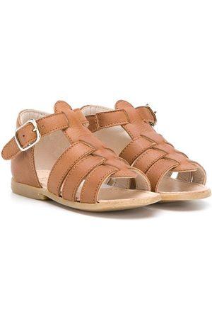 PèPè Schoenen - Leather strap sandals