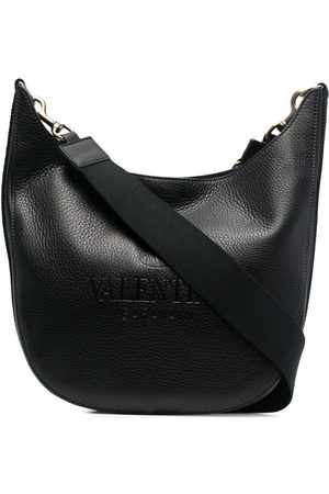 VALENTINO GARAVANI Heren Schoudertassen - Logo-embossed shoulder bag