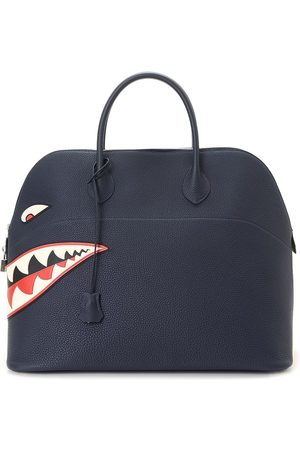 Hermès Shoppers - Pre-owned Bolide 45 Shark tote bag