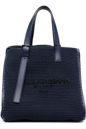 Dolce & Gabbana Woven tote bag