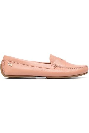 Tommy Hilfiger Dames Loafers - Leather moccasin
