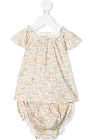 BONPOINT Shorts - Floral-print short set
