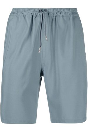 Sandro Alpha elasticated-waist deck shorts