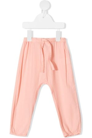 KNOT Baby Ondergoed - Drawstring cotton trousers