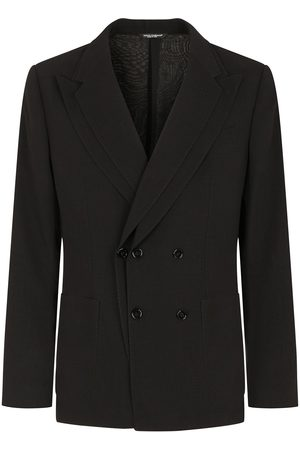 Dolce & Gabbana Heren Blazers - Double-lapel blazer