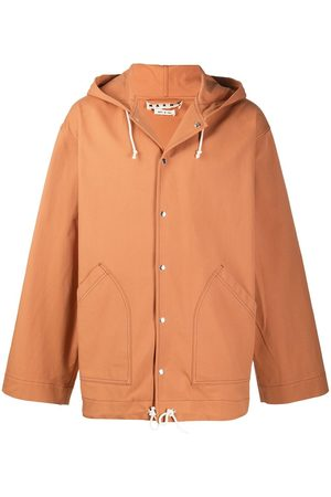 Marni Heren Donsjassen - Oversized hodded jacket