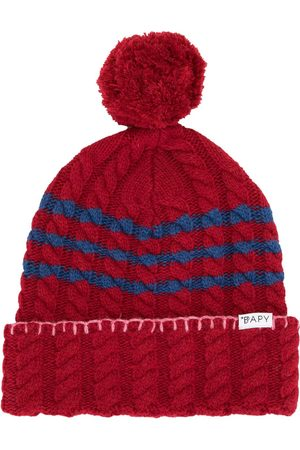 BAPY BY *A BATHING APE® Dames Mutsen - Cable-knit beanie