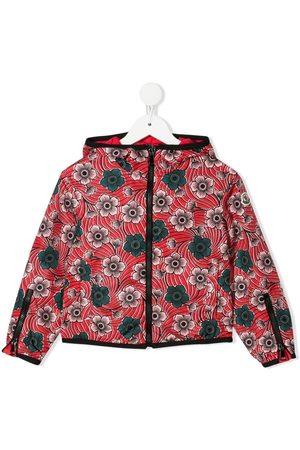Moncler Breanna floral-print jacket