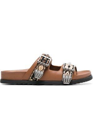 Ash Dames Outdoor Sandalen - Ulysse studded slide sandals